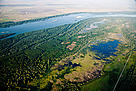 Belene Island, Bulgaria. Former floodplain forests and wetlands are being restored in the Bulgarian ... / &copy;:  