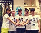 WWF-Vietnam staff are ready for this Earth Hour