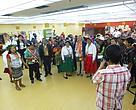 Feria de artesanos Purus Manu