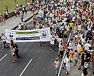 Presencia de WWF en la Cumbre de la Tierra Rio+20 en Río de Janeiro, Brasil, siguiente parada para muchos de los líderes que asistieron a la reunión de G-20 en Los Cabos, México