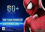Earth Hour and Spider-Man Join Forces to Save the Planet © WWF