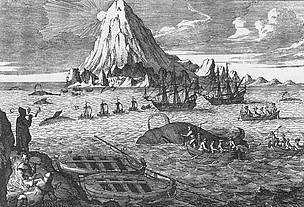 http://en.wikipedia.org/wiki/File:18th_century_arctic_whaling.jpg / &copy;: Wikipedia