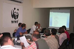 Մեկնարկային աշխատանքային հանդիպում ազգային մակարդակով