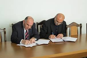 WWF-ի և Հայանտառի միջև փոխըմբռնման հուշագրի ստորագրում