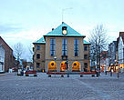Town Hall of Sønderborg, Denmark