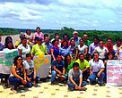 Participantes Taller en Madre de Dios rumbo a la COP 20