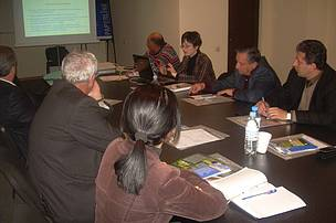 Project steering committee meeting – December 2012