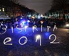 Bistrita, capitala Earth Hour 2012