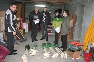 Անտառային գործիքների և սարքավորումների նվիրատվություն Հայանտառին
