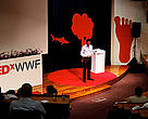 Held on 14 June 2012 at the INSEAD Asia campus, TEDxWWF comprised forward-thinking speakers who shared their endeavours and insights (scientific, adventurous, artistic or otherwise) that are challenging and changing the way we think, live and work to meet the challenges of living on our one planet.