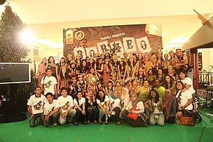 WWF team at the Heart of Borneo Festival 2012