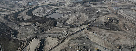 Oil Sands, Alberta, Canada. rel=