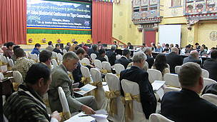Delegates finalize the action agenda