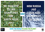 Russian seas finally protected by parliamentary law