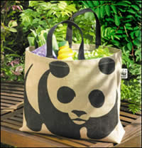 A bag available from WWF Belgium / ©: WWF Belgium