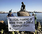 WWF is urging EU fisheries ministers to increase penalties for illegal fishing and trading.
