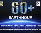 Earth Hour, 2014