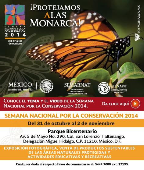 Banner Semana Nacional de la Conservación 2014 rel=