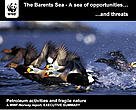 Barents Sea - A sea of opportunities and threats