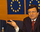 Jose Manuel Barroso, President of the European Commission.