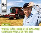 Download the Award criteria and application form. Farmers are encouraged to self-nominate or be nominated by their country's farmers' organisations.