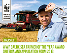 The WWF Baltic Sea Farmer of the Year Award competition is now open for applications