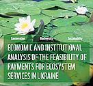 """Economic and institutional analysis of the feasibility of Payments for ecosystem services in ... / ©: WWF DCPO"