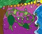 Francisco Munguía ilustra los esfuerzos por la conservación de la tortuga baula