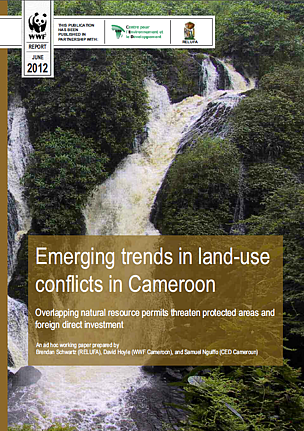 Emerging trends in land-use