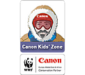 Visit the WWF-Canon Kid's Zone / &copy;: WWF / Canon
