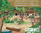Los felinos y la gente de la estrella fluvial Inírida - EFI: compartiendo el territorio