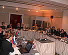 The meeting was held in Marriott hotel in Tbilisi on 19 February 2008.
