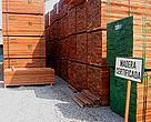 La madera certificada proviene de bosques manejados y aprovechados sosteniblemente.