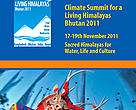 Climate Summit for a Living Himalayas