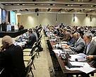 Con un número récord para la CMS, más de 900 delegados, representando a las Partes, no Partes, organizaciones intergubernamentales, no gubernamentales, y medios de comunicación se dieron cita en Quito, Ecuador, para la COP 11 CMS.