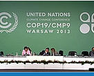 1st meeting of the Subsidiary Body for Implementation, UNFCCC-COP19, Warsaw, Poland (11 November 2013).