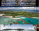 Cover of WWF Coral Triangle programme brochure