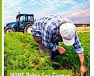 With this award WWF hopes to inspire farmers to choose farming methods that will reduce nutrient runoff from their farms and make a positive impact in the Baltic Sea region. Farmers are part of the solution and their work is important  in making a difference to help save the Baltic Sea.
