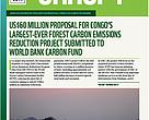 Cover: CANOPY issue 2 -- WWF global Forest and Climate Programme
