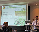 Nepal presenting its Idea Note at the Carbon Fund's Ninth Meeting (CF9)  in Brussels, Belgium.