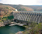 WWF warns that indiscriminate dam-building is threatening the world's largest and most important rivers. Srisailam Hydro Electric Project, Andhra Pradesh, India.