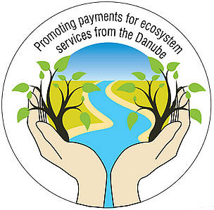 The Danube PES project logo. / ©: WWF