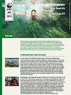 Sustainable Hydropower in the Dinaric Arc July 2013