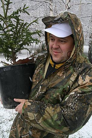 Вземете си коледно дръвче в саксия, което ще можете да засадите след празниците