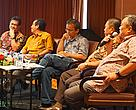 Panelists in the seminar &quot;ISPO in HoB&quot;