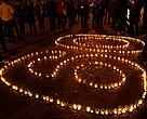 Earth Hour events in Simferopol (Ukraine)