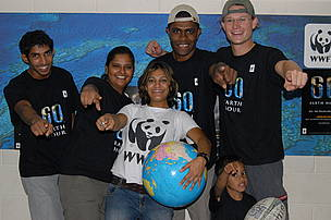 EarthHour in Fiji was a tremendous success!