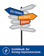 EU Energy Efficiency Directive: The Coalitions Guidebook for Strong Implementation