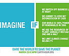 Earth Hour Imagine If