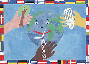  / &copy;: paint for the planet / Elizaveta Rossokha, Ukraine